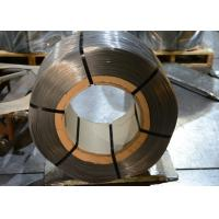 Quality Uncoated High Tensile Steel Wire for Flexible Air Duct , high carbon wire rod for sale
