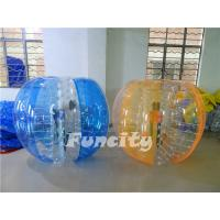 Inflatable PVC Bubble Football Soccer Transparent Durable For Adult Manufactures