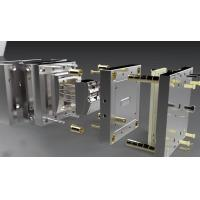 Industrial Precision Injection Molding Hot Runner Pinpoint Gate Texturing Manufactures
