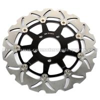 290mm GSXF 750 Motorcycle Brake Disc Brakes GSX 600 F Aluminum Alloy Steel Manufactures
