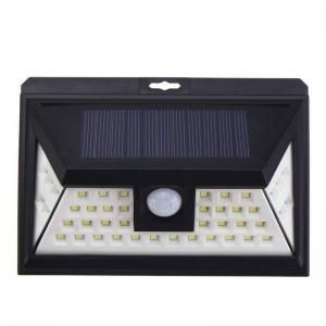 High Lumen Solar LED Motion Sensor Light Motion Detector Outdoor Lights Weather Resistant Manufactures