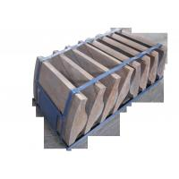 Wear-resistant and Impact Resistance Martensitic Cr Mo Alloy Steel Coal Mill End Liners Manufactures