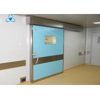 Automatic Hospital ICU Room Door Manufactures