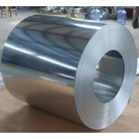 Quality 0.12mm thickness 750mm width smooth surface heat resistance SGCC astm hot dip galvanized steel coil for sale