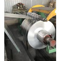 AA3003 Decorative Aluminum Strips ,  Aluminium Foil Strip For Transformer Winding Manufactures