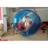 Giant PVC Inflatable Toys Big Clear Colorful Inflatable Walking Water Ball Manufactures