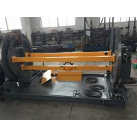 Power Pole Machine Motorized Elevation Self Centering PLC Connection With Robot Manufactures