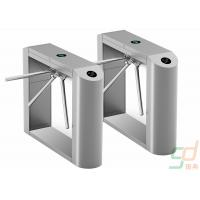Security Waist Height Turnstiles Automatic Tripod Turnstile RFID Gate Manufactures