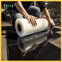 Removable Floor Protection Tape , Countertop Protection Film No Pollution Manufactures