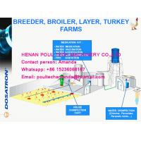Poultry & Livestock Farming France Dosatron Blue Plastic Device Doser for Chicken Used in Poultry  House Manufactures