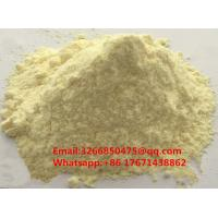 Hot Sell Light Yellow Crystal Powder Trenbolone Acetate Finaplix For Muscle Growth Fast Manufactures