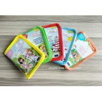 Cute Carton Print Transparent PEVA Stationery Pouch Stationery Zipper Storage Pouch Manufactures