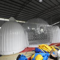 Transparent Inflatable Bubble house,Inflatable Bubble Tent For Summer Camping Manufactures