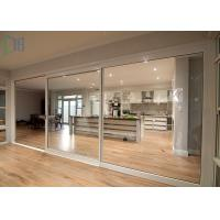 Quality Luxury Aluminium Sliding Doors Thermal Break System For Office Conference Room for sale