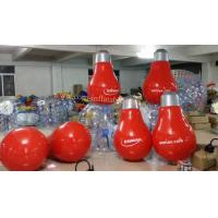 Quality inflatable bulb inflatable lamp bulb inflatable lamp globe for sale