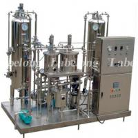 China CE Certification Liquid Mixing Equipment HS 8422303090 PLC Control SUS304 on sale