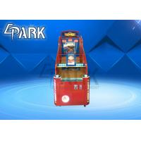 Crazy Video Redemption Basketball Arcade Game Machine For Amusement Park Manufactures
