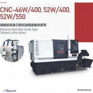 Horizontal High Precision Slant Bed Cnc Lathe Machine CNC Milling Machine Parts Manufactures