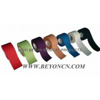 Team Color Pack Trainers Tape Sports Strapping Tape Prevent Strains And Sprains Manufactures