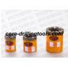 Wet Diamond Core Drill Bits Impregnatred Casting High Matrix 9mm - 16mm Manufactures