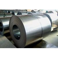 SPCC Cold Rolled Coil , 0.14mm - 3.0mm Thickness Cold Coil Full Hard / Annealed Manufactures