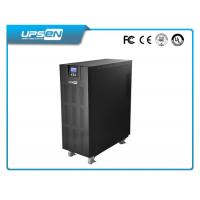 China High Efficiency 230V / 240V High Frequency Online UPS 20 KVA With Cold Start on sale