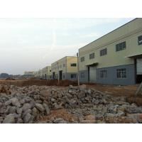 Lightweight Steel Structures , High Strength Structural Steel Buildings For Homes Manufactures