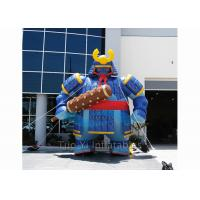 Digital Printing Inflatable Cartoon Characters Customized Shape For Activity Manufactures