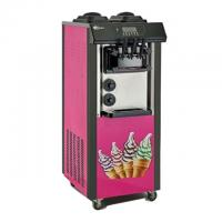 Vertical 25L Fully - Auto Commercial Soft Serve Ice Cream Machine With Low Energy Consumption Manufactures