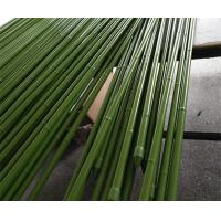 Plastic Coated Steel Stake And Plastic Coated Steel Bamboo Style Manufactures