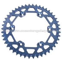 Yamaha Yz250 Parts Dirt Bike Sprockets With CNC Billet Machining Manufactures