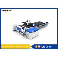 500W CNC Laser Cutting Equipment For Electrical Cabinet Cutting Manufactures