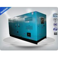 Powerful Water - cooled Silent AC generator set Three Phase 400kw / 500kva Manufactures