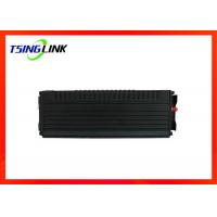 GPS Tracking HDD Hard Disk Mobile NVR DVR with 8 Channel Wireless HD Video Input Manufactures