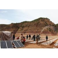 China solar submersible water pump Irrigation system on sale