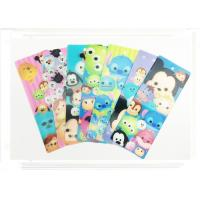 Multicolor Printed 3D Lenticular Bookmarks Personalised Book Marks Offset UV
