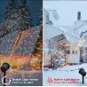 laser light outdoor christmas lights projector,garden decoration landscape christmas laser light Manufactures