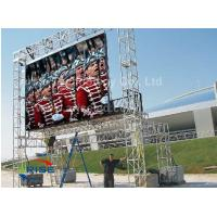 China Ultra-thin & Lightweight Outdoor Die-casting Aluminum Rental LED Display Screen on sale