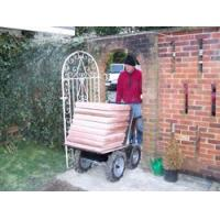 Garden Loader /Power Barrow with CE Proof ( Flat Bed ) Manufactures