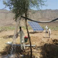 dc water pump 24v solar water pumping system 1hp 2hp 3hp Manufactures