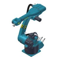 Payload 6kg Industrial Robot Arm , Robot Welding Machine For Welding / Spraying Manufactures