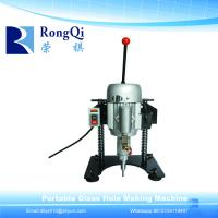 Portable Manual Mini Glass Drilling Machine for Glass Processing Machinery Manufactures