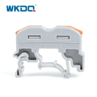 Din Rail Mounted Pct Push In Wire Connectors Electrical IEC60947-7-1 Standard Manufactures