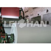 China Cultural / A3 / A4 Paper Making Machine Carbon / Stainless Steel Material 42 Tons Weight on sale