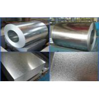 Hot Dipped Galvalume Steel Coil / Sheet / Roll GI For Corrugated Roofing Sheet Manufactures
