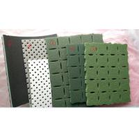 Easy Install Artificial Grass Shock Pad Customized Color 10 Mm Thickness Manufactures