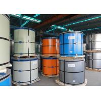 Hot Dipped Prepainted Galvanized Steel Coil For Steel Shutter Door Manufactures