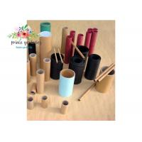 Durable Recyclable Kraft Paper Cardboard Core Tube For Packaging Manufactures