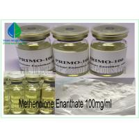 Buy cheap Semi - Finished Injectable Anabolic Steroids Methenolone Enanthate 100mg / Ml from wholesalers