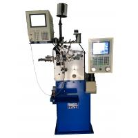 Custom Automatic Spring Machine, CNC Spring Former With Display Control Manufactures